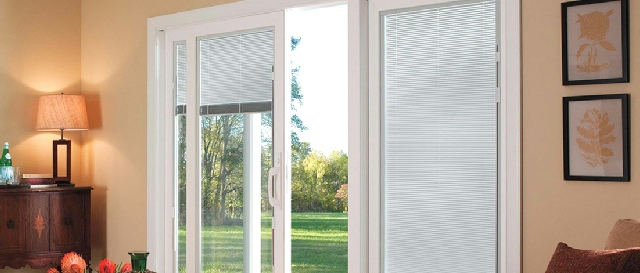 Andersen Gliding Patio Doors Blinds Between The Glass